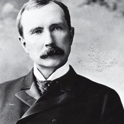 Who is the greatest Entrepreneur? | John D. Rockefeller
