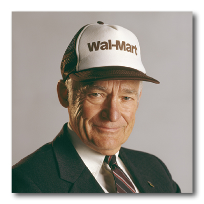 Who is the greatest Entrepreneur? | Sam Walton