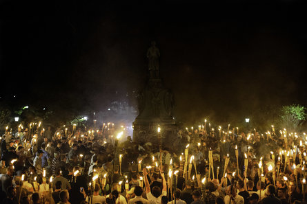Do you believe Trump's statements were appropriate in regards to the Charlottesville riot? | Yes, I believe he properly condemned the Neo-Nazis/White Nationalists/Neo-Confederates.