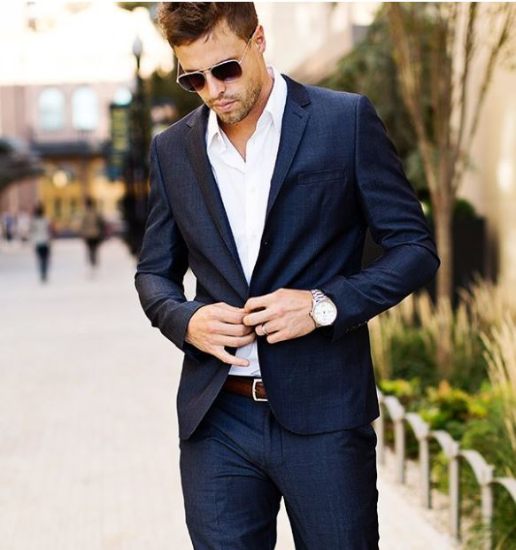 What fashion style do women like on men? | A Tailored Suit