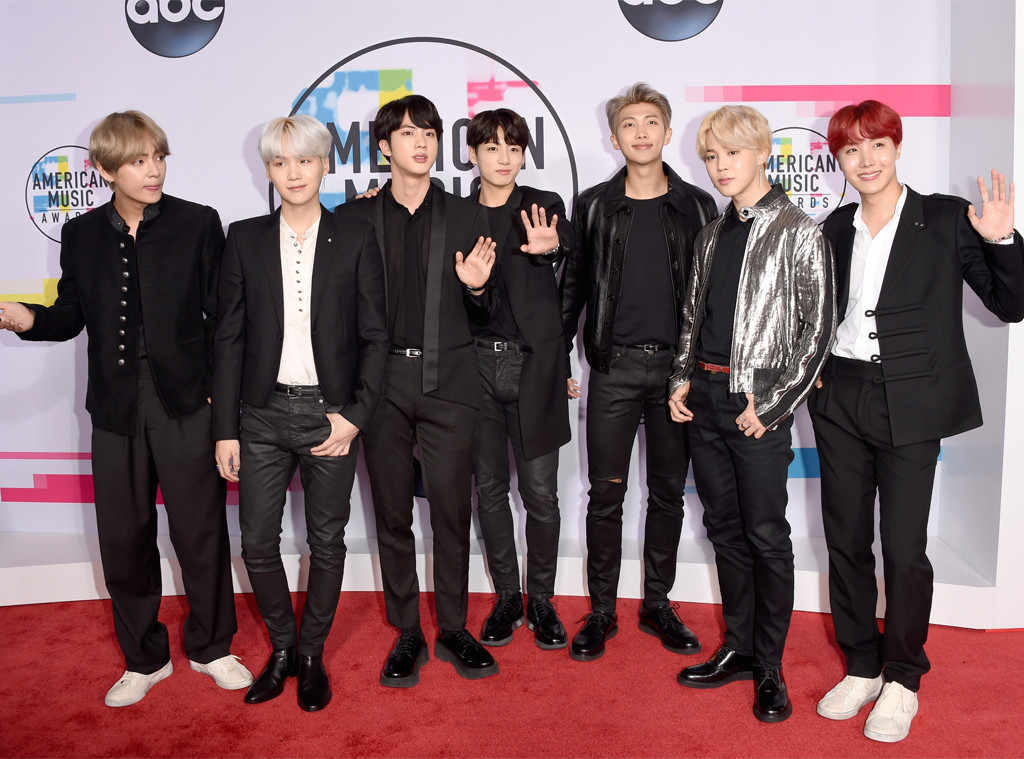 What did you think of BTS's performance at the 2017 AMAs?