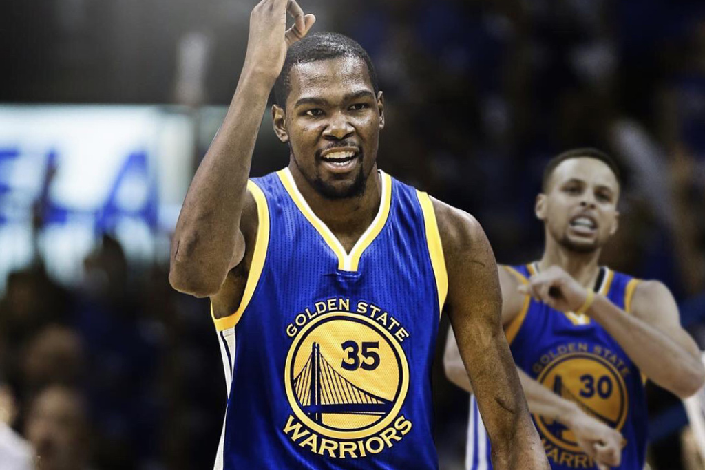 Who will become a VIP in the NBA Finals MVP? | Kevin Durant