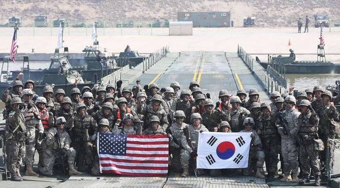 Which country is the best ally of the US? | Korea