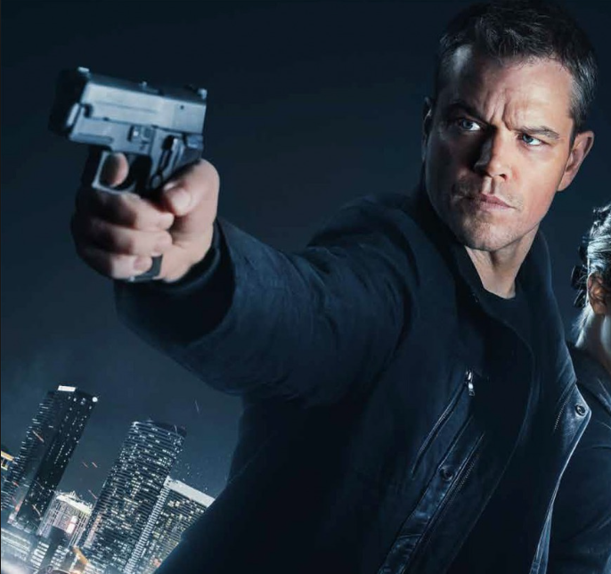 Who will win? | The Bourne <Jason Bourne>