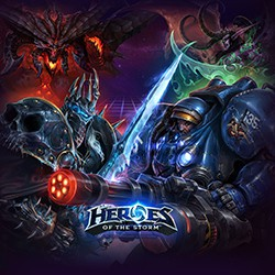 Which of these MOBAs is your favorite? | Heroes of the Storm