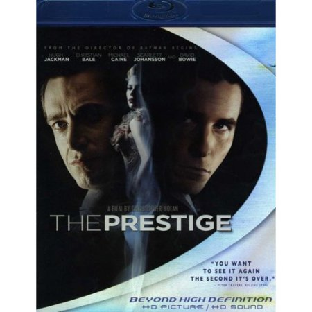 What is Christopher Nolan's best film? | The Prestige