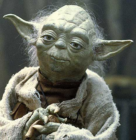 Who is better looking? | Yoda