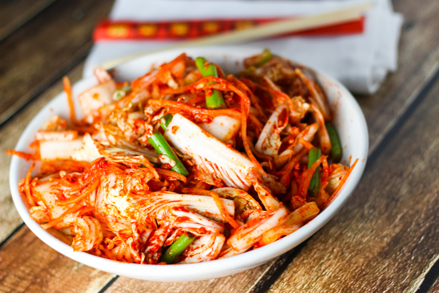 What is the first thing that comes to mind when you think of South Korea? | Kimchi