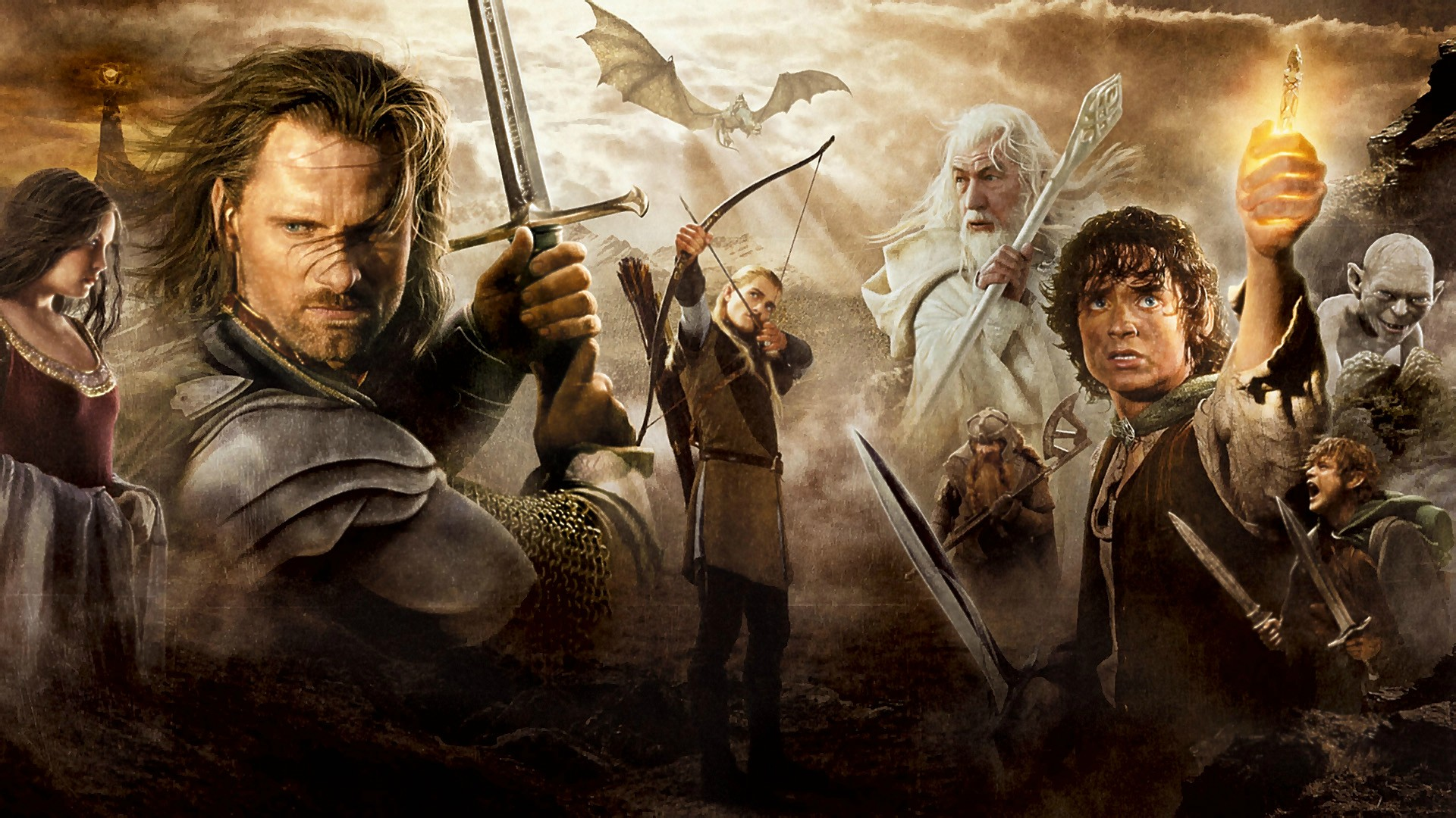 What is your favorite? | The Lord of the Rings