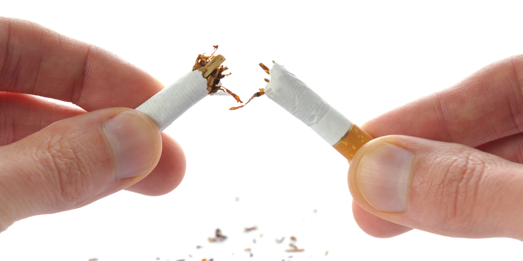 What would you like to do if you could turn back the time? | Quitting smoking