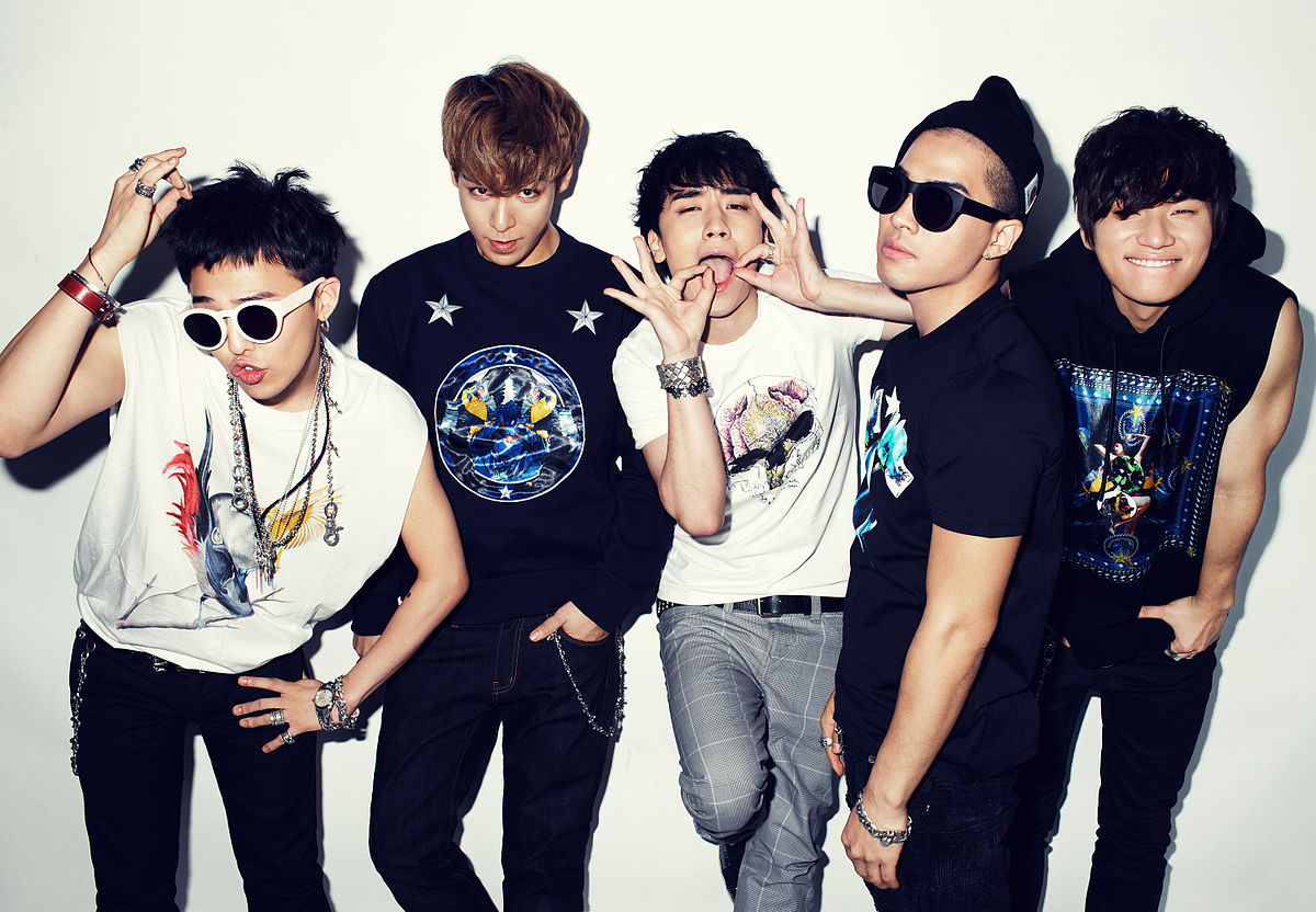 Which of these is your favorite K-Pop Boy group? | BIGBANG