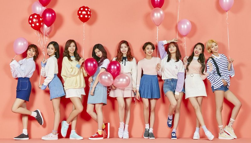 Which of these is your favorite K-Pop Girl group? | TWICE