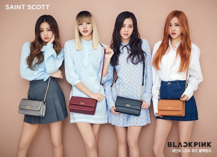Which of these is your favorite K-Pop Girl group? | BLACKPINK