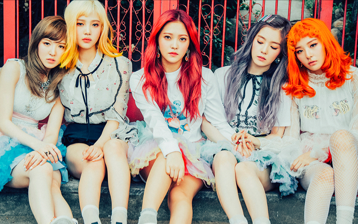 Which of these is your favorite K-Pop Girl group? | Red Velvet