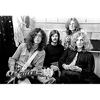 Which one is the best rock band of all time? | Led Zeppelin
