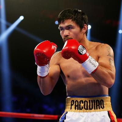 Photo of Manny Pacquiao
